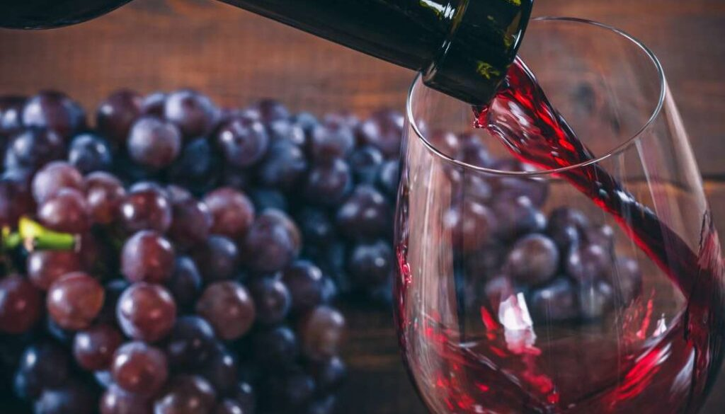 the history of merlot red wine